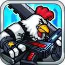 Chicken Warrior: Zombie Hunter