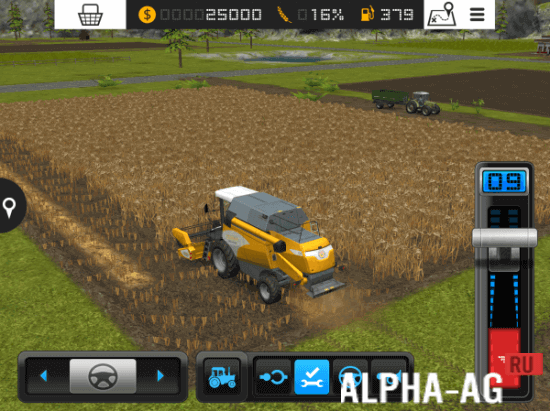 farming simulator 2016 Скриншот №3