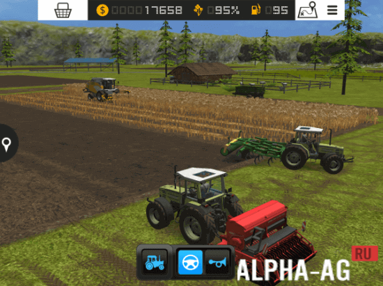 farming simulator 2016 Скриншот №2