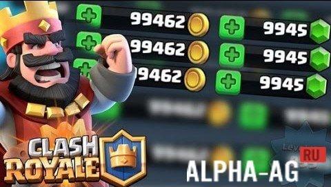 скачать приватный сервер в clash royale
