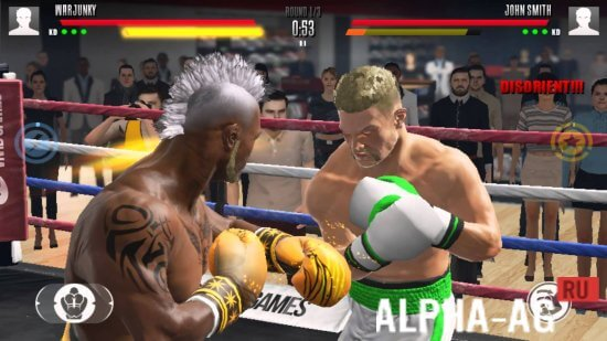 Real Boxing 2 скриншот 2