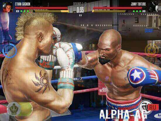 Real Boxing 2 скриншот 1
