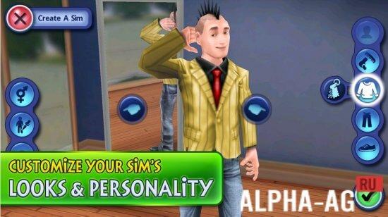 скачать взломанный the sims 4 на андроид