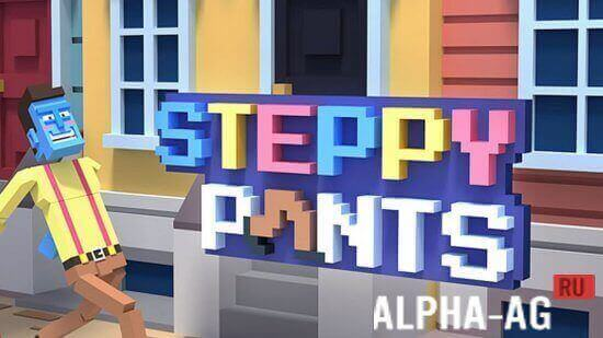 Скриншот Steppy Pants №1