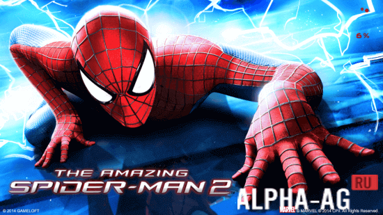Скриншот The Amazing Spider-Man 2 №1
