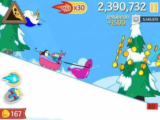 играть ски сафари