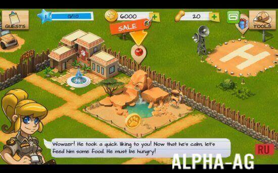 взломать игру на деньги чудо зоопарк