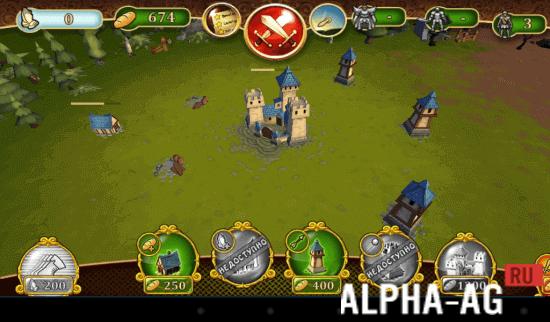 взломанная игра с деньгами боевые башни