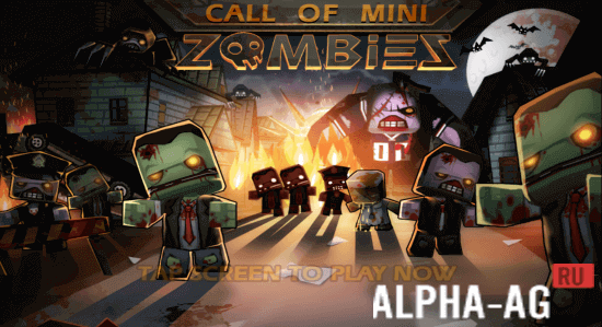 скачать игры на андроид call of mini zombies с бесконечными деньгами