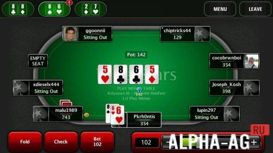 скачать покер старс для игры на реальные деньги
