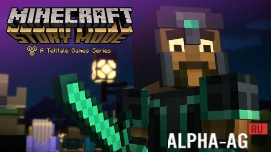 Minecraft Story Mode - скачать на русском (все эпизоды) для