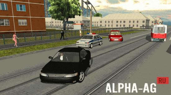 Скриншот GTA Криминальная Россия 3D №2