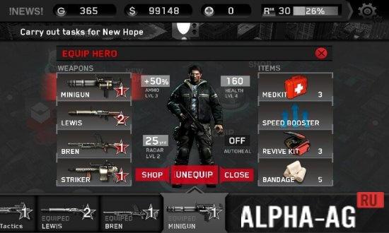 Скриншот Dead Effect 2 №3