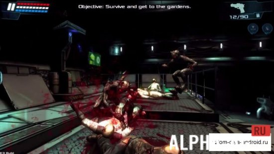 Скриншот Dead Effect 2 №2