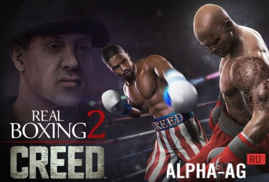Скриншот Real Boxing 2 CREED №1