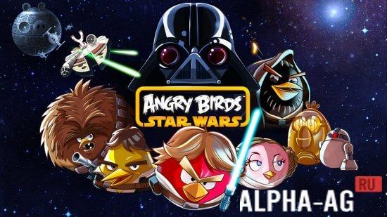 скачать игры на андроид angry birds star wars много денег