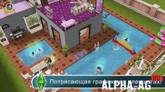 скачать игру the sims freeplay мод много денег