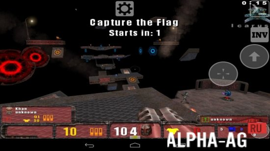 Скриншот Quake 3 №3