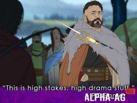 The Banner Saga 2 Скриншот №5