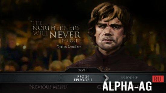 Скриншот Game of Thrones №3
