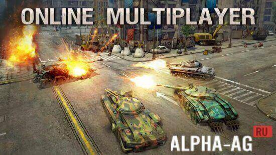 Скриншот Infinite Tanks №4