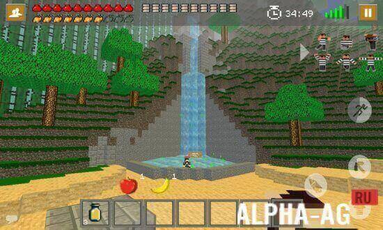 Survival Games Скриншот №2