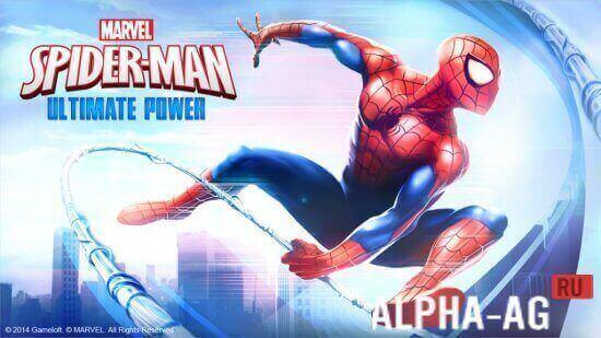 скачать игру человек паук невероятная сила на андроид мод много денег