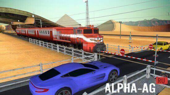 Взломанный train simulator 2016 Скриншот №5