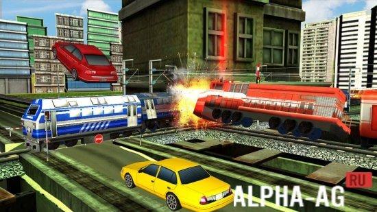 Взломанный train simulator 2016 Скриншот №4