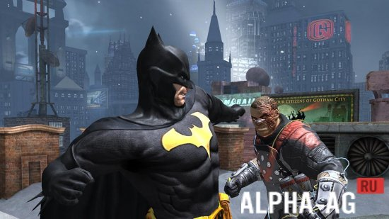 Batman Arkham Origins Скриншот №1