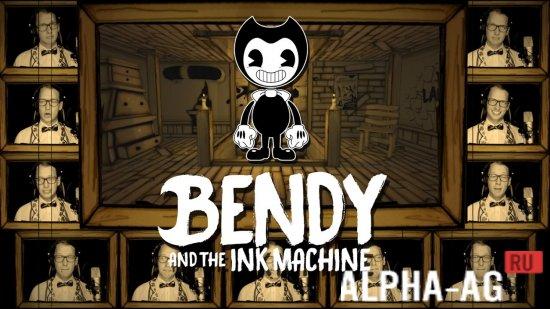 bendy and the ink machine скачать бесплатно на андроид