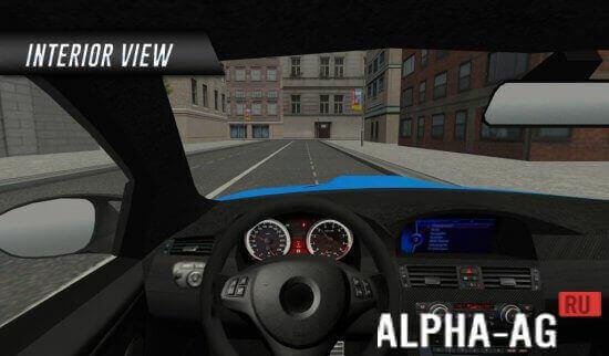 city car driving скриншот №3