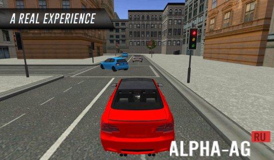 city car driving скриншот №6