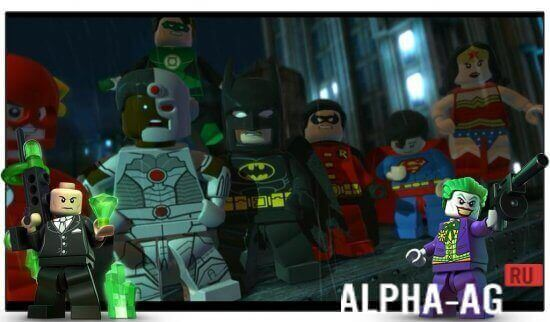 LEGO Batman 2 DC Super Heroes Скриншот №3