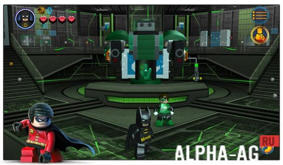 LEGO Batman 2 DC Super Heroes Скриншот №1