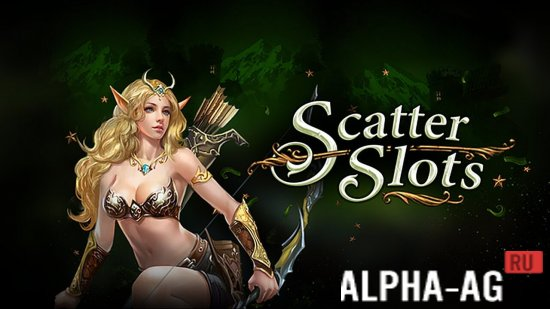 Scatter Slots Скриншот №1