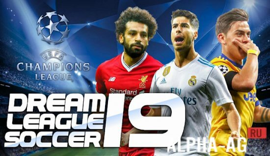 скачать взлом dream league soccer 2019