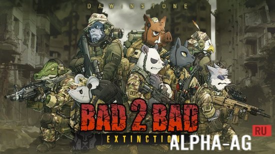 BAD 2 BAD: EXTINCTION Скриншот №1