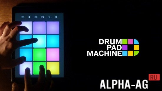 Drum Pad Machine Скриншот №1
