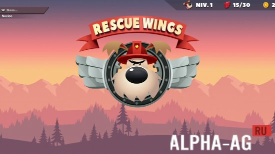 Rescue Wings! Скриншот №1