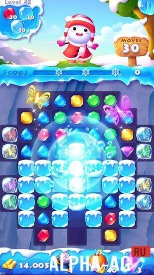 Ice Crush 2 Скриншот №3