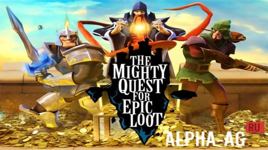 The Mighty Quest for Epic Loot Скриншот №1