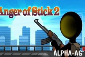 Anger of Stick 2