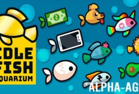 Idle Fish Aquarium