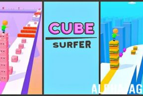 Cube Surfer!