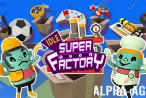 Idle Super Factory