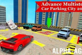 Advance Multistory Car Parking City 2019