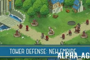 Tower Defense: New Empire